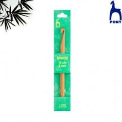 Ganchillos de Bambú