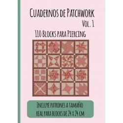 Cuaderno de Patchwork - 110...