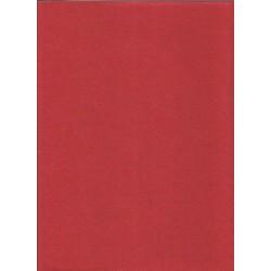Fieltro Rojo