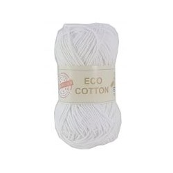 Eco Cotton Blanco