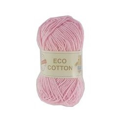 Eco Cotton Rosa