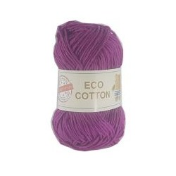 Eco Cotton Morado