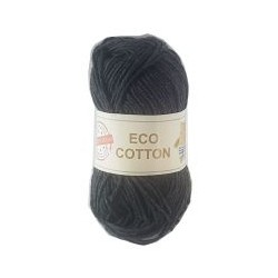 Eco Cotton Negro