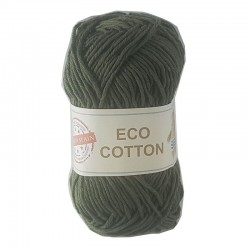 Eco Cotton Kaki