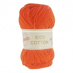 Eco Cotton Naranja