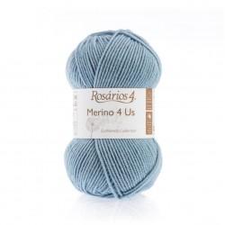 Merino 4 Us - Azul-Gris