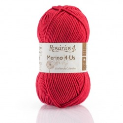 Merino 4 Us - Frambuesa
