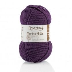 Merino 4 Us - Púrpura