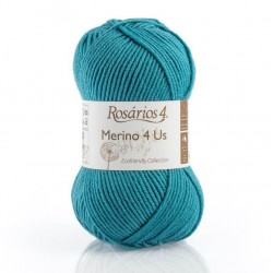 Merino 4 Us - 9 Azul-Verde