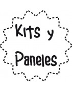 Kits y Paneles de Patchwork , Costura, Bordado, Ganchillo y Punto