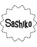 Paneles de bordado Sashiko