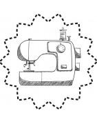 Máquinas de coser domésticas para costura y patchwork