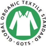 Algodón orgánico con certificado GOTS